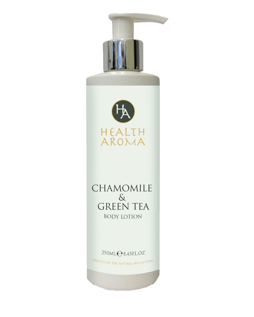Chamomile and Green Tea Body Lotion